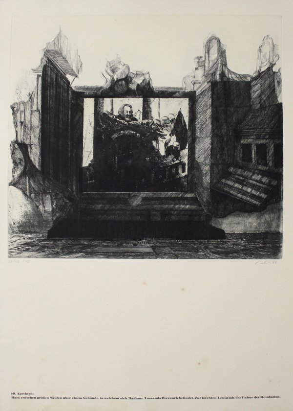 10.  Apotheose by Peter Ackermann