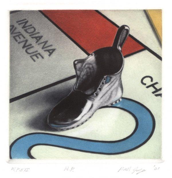 Shoe by Peter Jogo