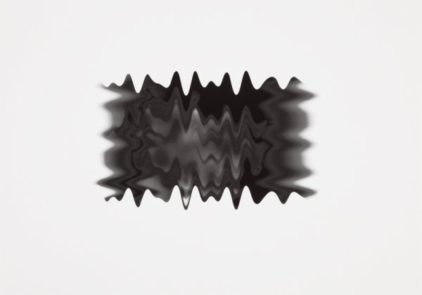 New Wave Black Ii by Peter Saville at Peter Saville