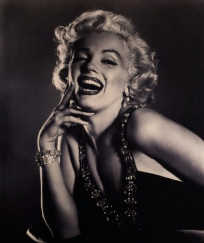 Marilyn (glamour) by Phillippe Halsman