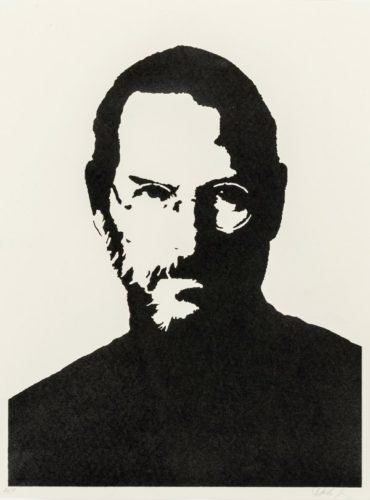Steve Jobs by Plastic Jesus