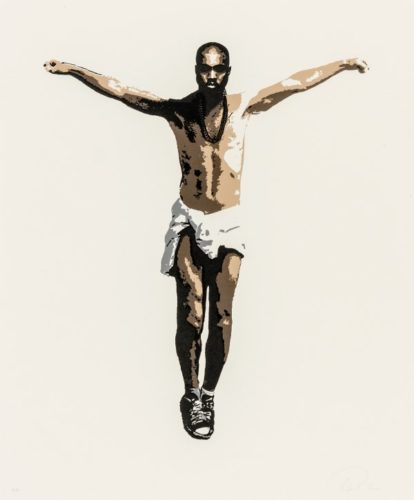 Yeezus (kanye West) by Plastic Jesus at