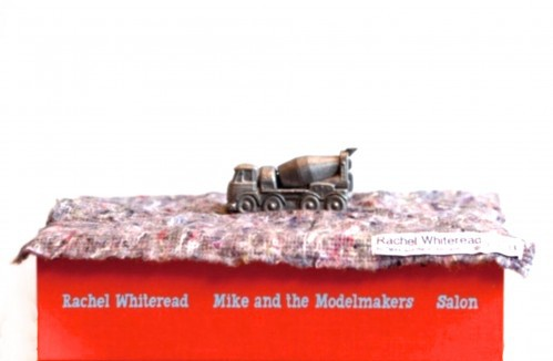 Mike And The Modelmakers by Rachel Whiteread at