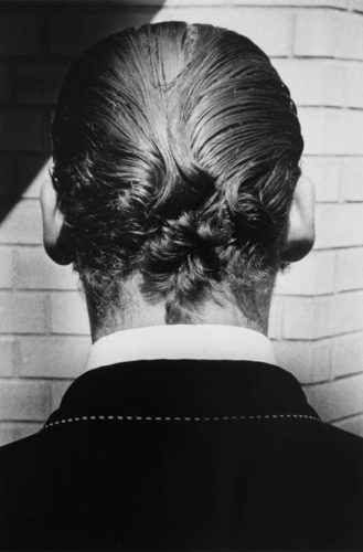 Ducktail / Quadrants by Ralph Gibson at
