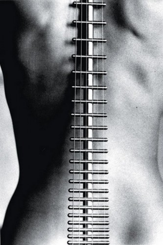 Light Strings(2003) by Ralph Gibson