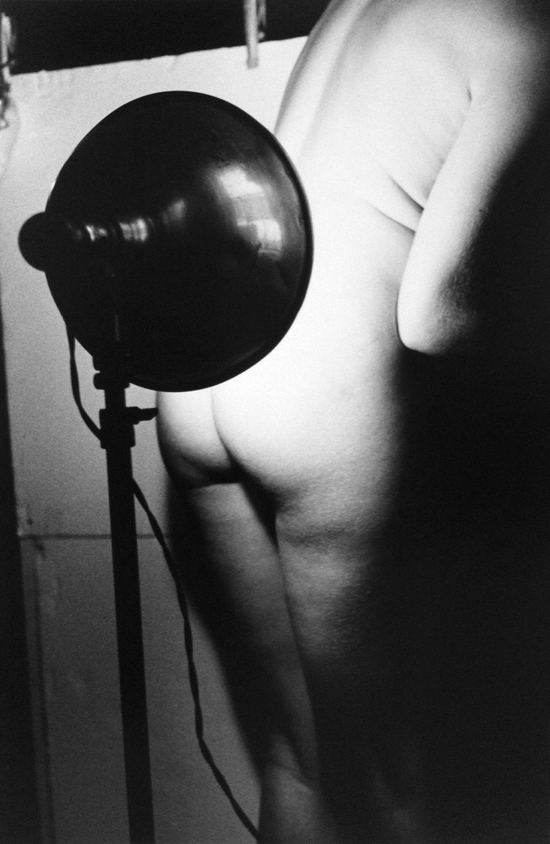 Nude / Light (from Infanta) by Ralph Gibson
