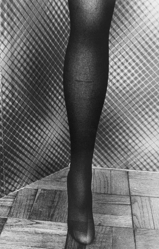 Stocking (from In Situ) by Ralph Gibson