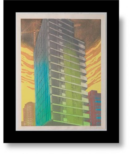 City Highrise by Ralph Kiggell