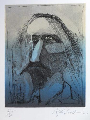 Joseph Conrad by Ralph Steadman