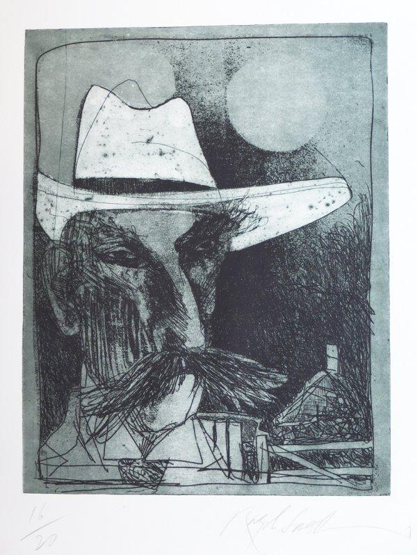 Thomas Hardy by Ralph Steadman