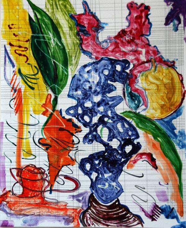 Scholar Rocks 41 by Randy Williams