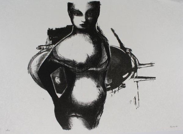 Girl by Reg Butler