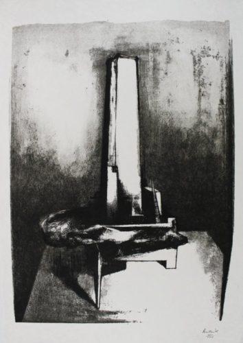 Tower by Reg Butler