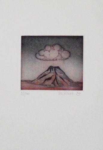 Kleiner Berg / Little Mountain by Reimund Franke