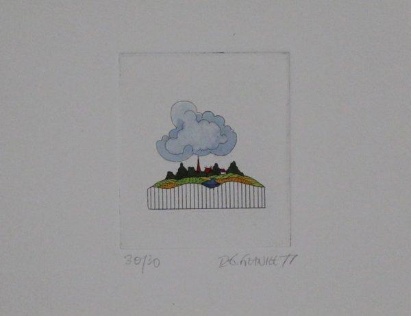 Landschaft / Landscape by Reimund Franke