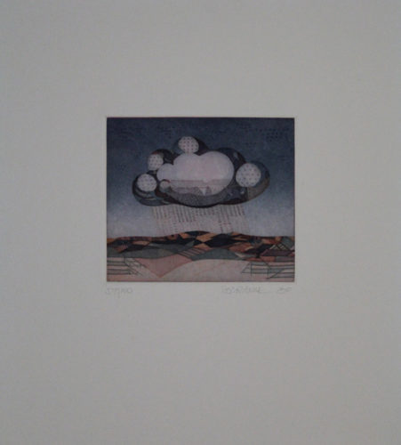 Wolke by Reimund Franke