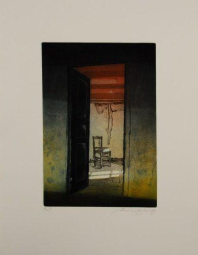 Nebenraum by Reinhard Zado