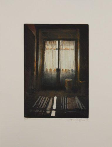 Vorhang by Reinhard Zado