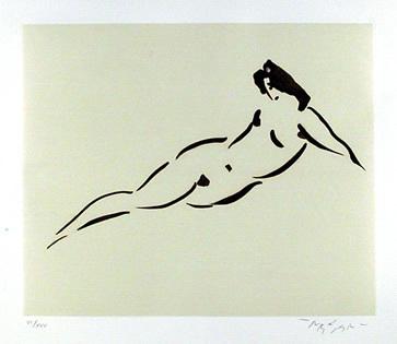 Leda And The Swan – 9 by Reuben Nakian