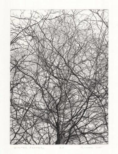 Winter Pattern by Richard Sloat