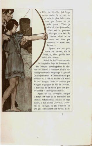 Le Roman De Tristan Et Iseut by Robert Engels at