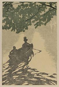Am Neuen See by Robert L. Leonard