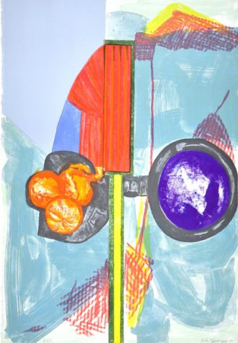 """orange Stoplight"" by Roberto Juarez"