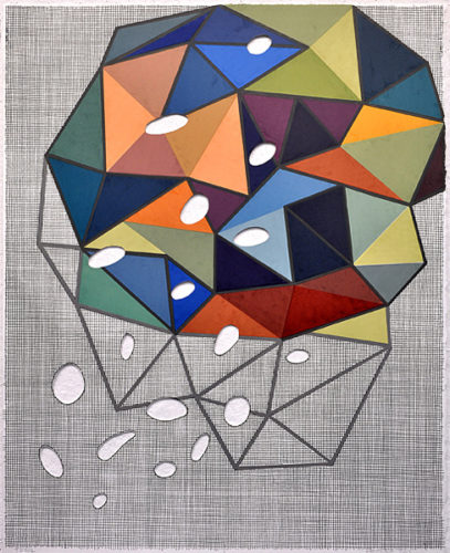 """""""geo-2-oon"""" by Rodney Carswell"""
