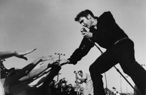 Elvis Presley, Mississippi-alabama Fair by Roger Marshutz