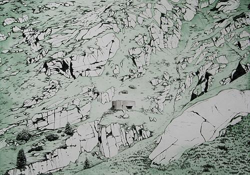 Grimselpass 4 by Rosie Snell