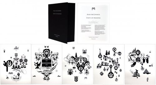 Units Of Meaning by Ryan McGinness