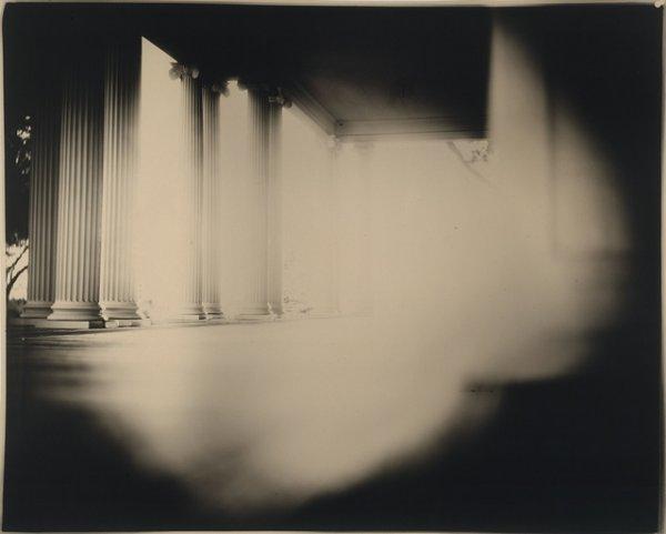 Untitled (white Columns by Sally Mann
