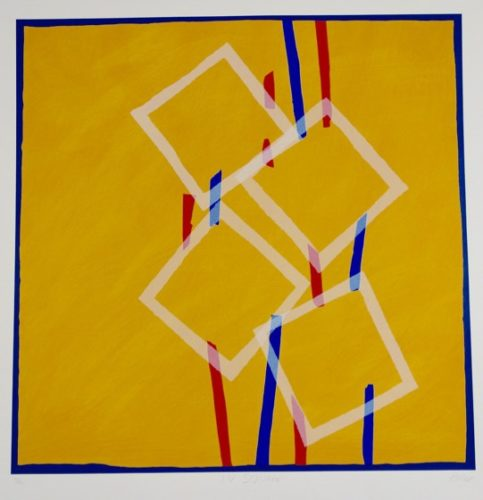 Four Square by Sandra Blow at