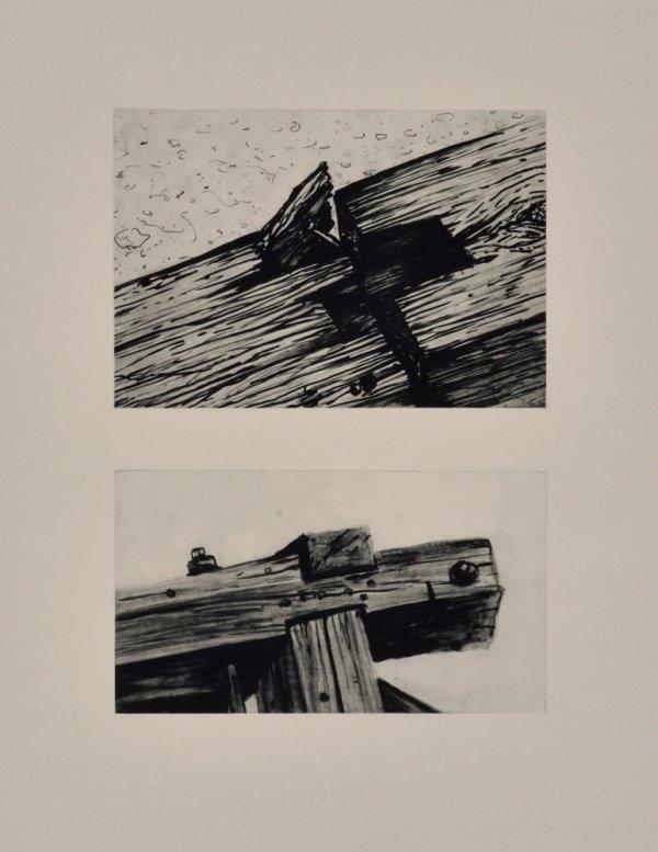 Notches by Sarah Gjertson