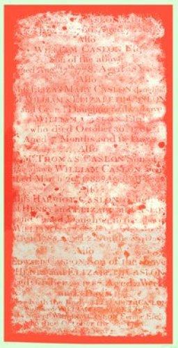 A History Of Type Design /william Caslon, 1692-176 by Scott Myles Gavin Morrison