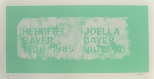 A History Of Type Design / Herbert Bayer, 1900-198 by Scott Myles Gavin Morrison