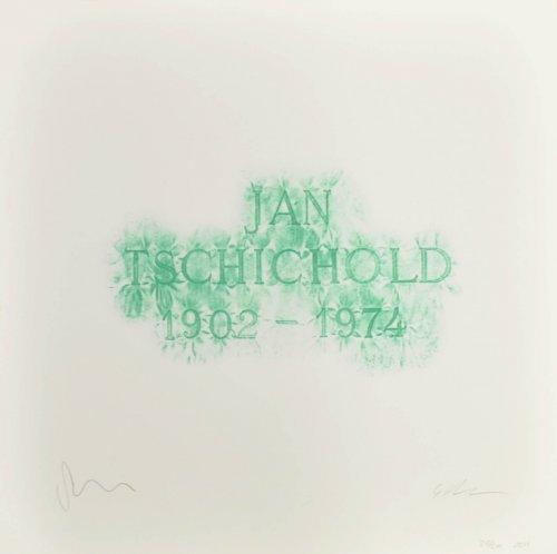 A History Of Type Design / Jan Tschichold, 1902-19 by Scott Myles Gavin Morrison