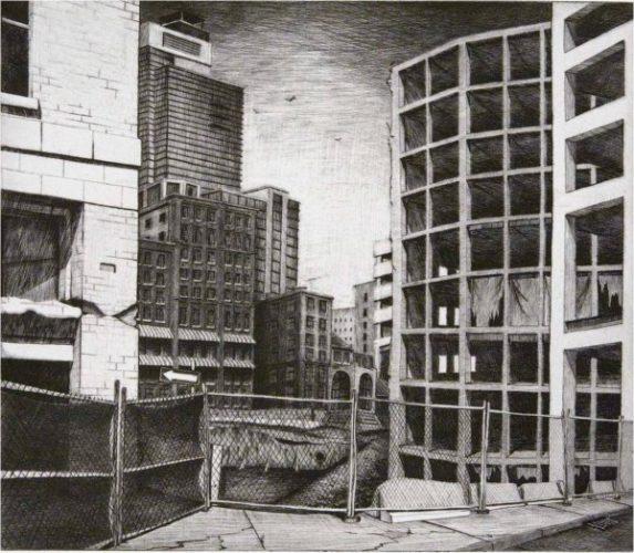 Excavation (boston, Ma) by Sean Hurley