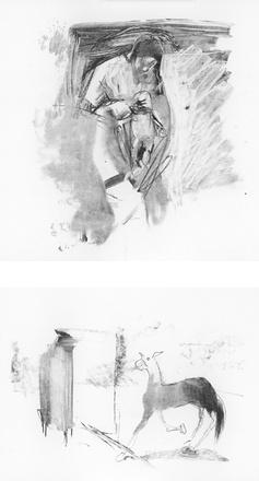 Karren / Madonna by Siegfried Anzinger at Texte zur Kunst
