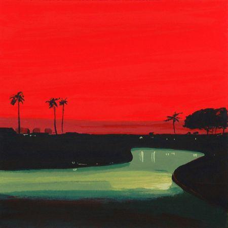 Landschaften – 10 by Sigrid Nienstedt at