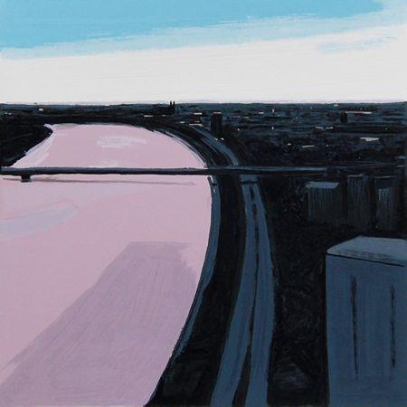 Landschaften – 11 by Sigrid Nienstedt