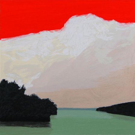 Landschaften – 12 by Sigrid Nienstedt at