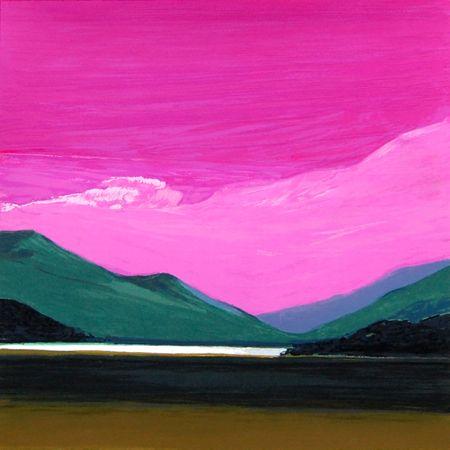 Landschaften – 1 by Sigrid Nienstedt