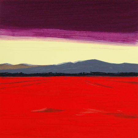 Landschaften – 2 by Sigrid Nienstedt at