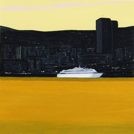 Landschaften – 5 by Sigrid Nienstedt at