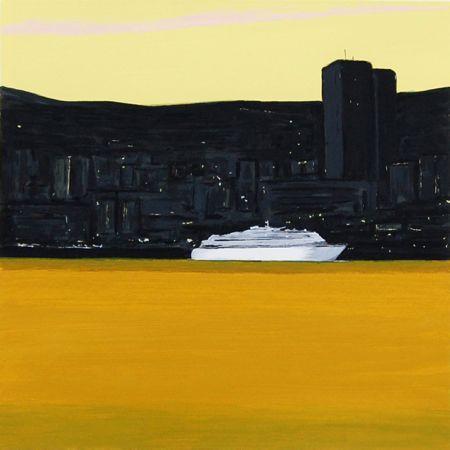 Landschaften – 5 by Sigrid Nienstedt