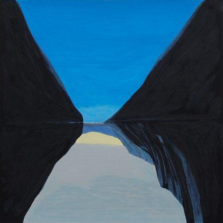 Landschaften – 9 by Sigrid Nienstedt at