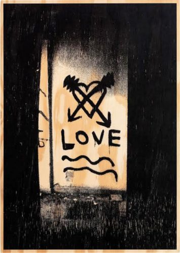 Love by Stephan Balkenhol at MLTPL