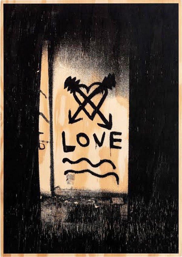 Love by Stephan Balkenhol