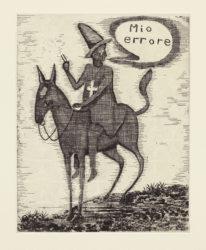 Mio Errore by Stephen Chambers RA at